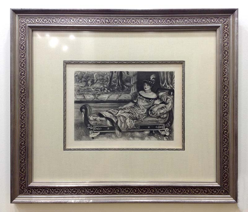 Pierre-Auguste Renoir - Madame de Galea, Overview