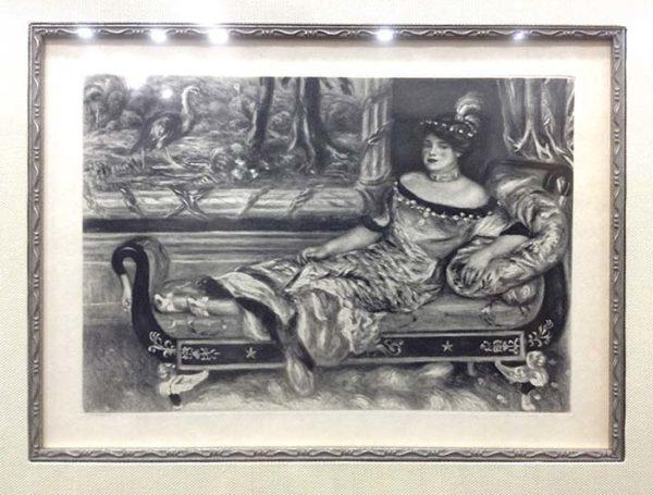 Pierre-Auguste Renoir - Madame de Galea, Image