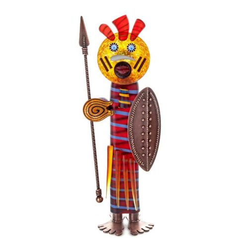 Massai: 24-99-45 in Red by Pawel Borowski