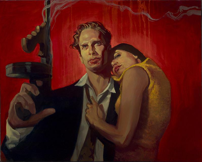 Mere Immortals by Gabe Leonard