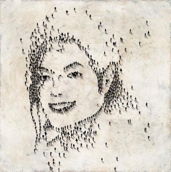Craig Alan Painting, Michael Jackson, Populous Series