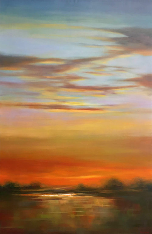 New Horizon IV by Ann Louis, Overview
