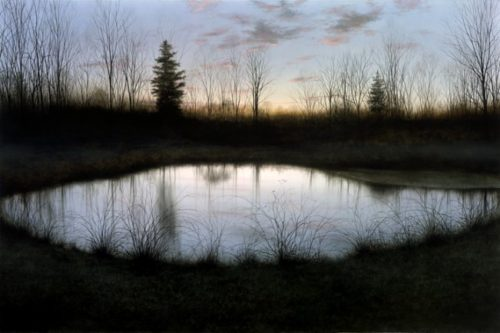 Night Pond - Regular Limited Edition