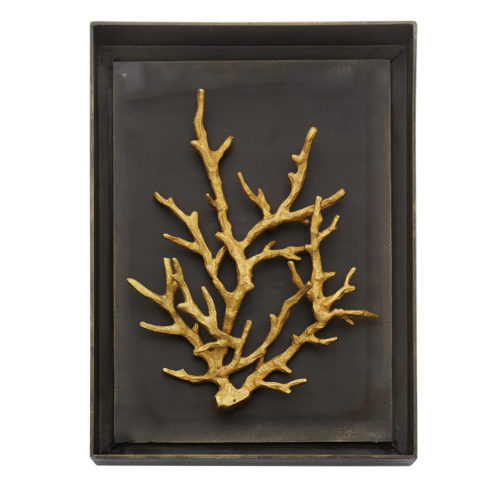 Ocean Coral Shadow Box, Item #176053