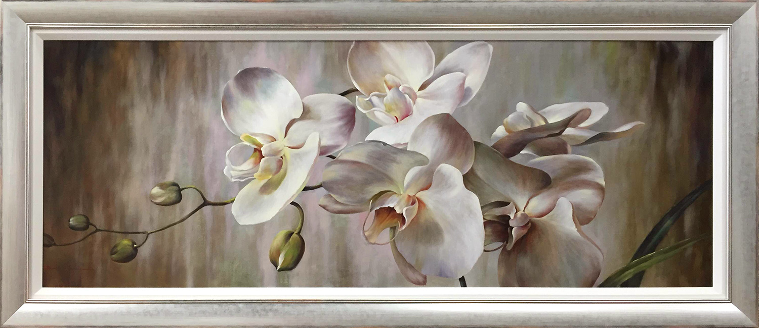 Orchids by G. Salman