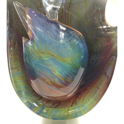 Maternita Glass Sculpture by Dino Rosin, View 4