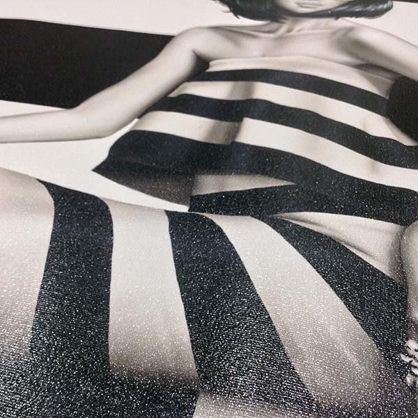 Parallel Lines by Scott Rohlfs, Detail
