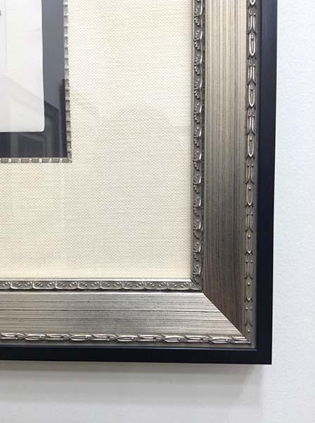 Henri Matisse - Planche X, Frame
