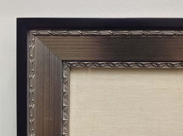 Henri Matisse - Planche XLV, Frame