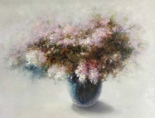 Precious Pink Bouquet by Victor Ball, Overview