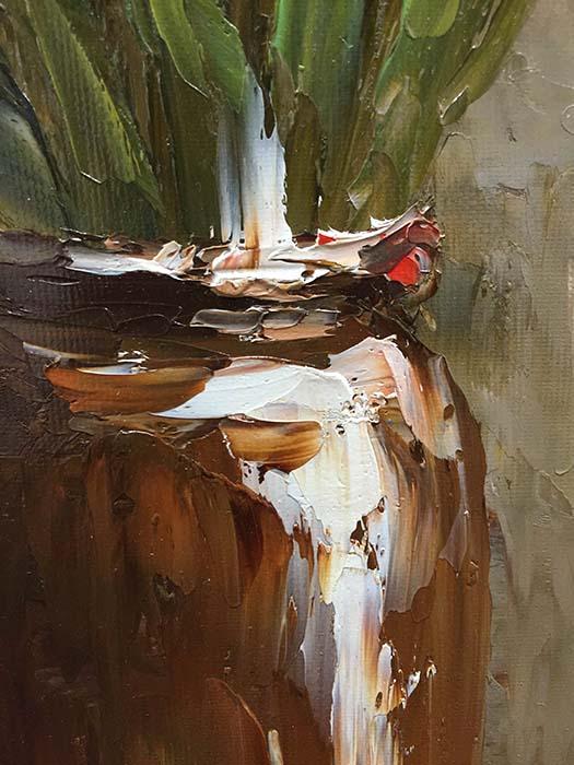 Red Gems by Jamie Lisa, Detail 2