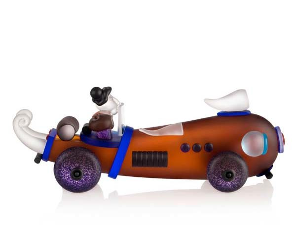 Retro Car: 24-500-1 by Pawel Borowski