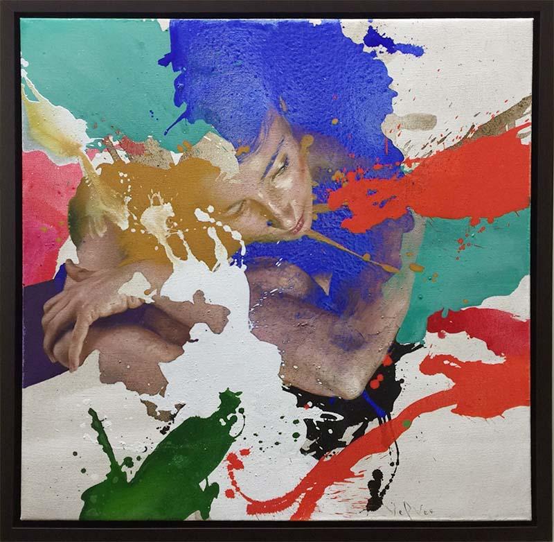 Reverie by Pedro Velver, Framed