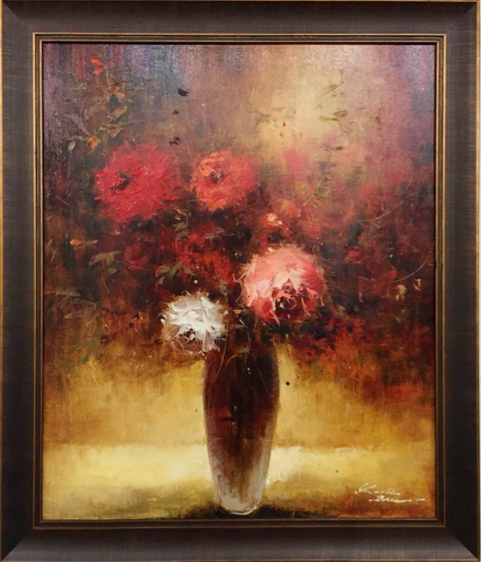 Ruby Bouquet by Victor Ball, Overview