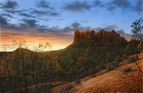 Sedona Sky - Limited Edition