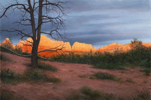 Sedona Sunset - Limited Edition