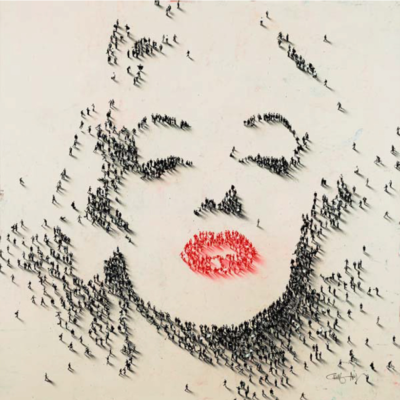Craig Alan Painting, Marilyn Monroe: Sexy, Populous Series