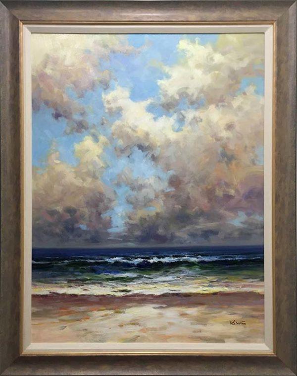 Shoreline Splendor by D.S. Kim, Overview