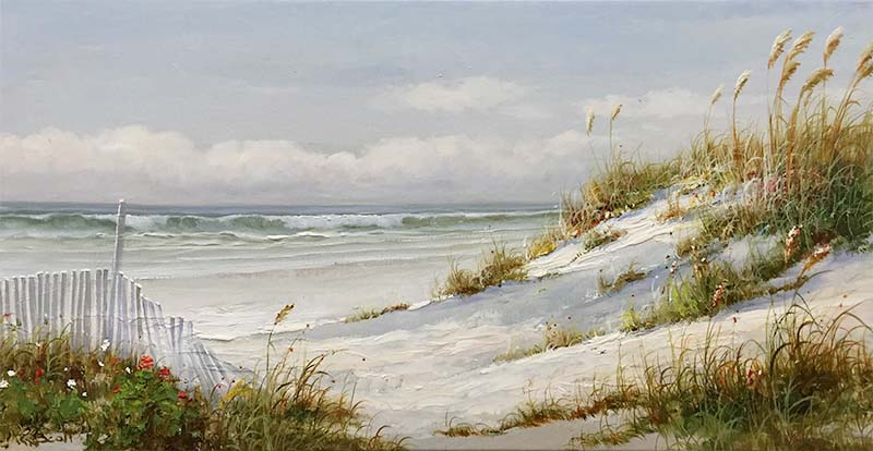 Soft Breeze by R. Scott, Overview