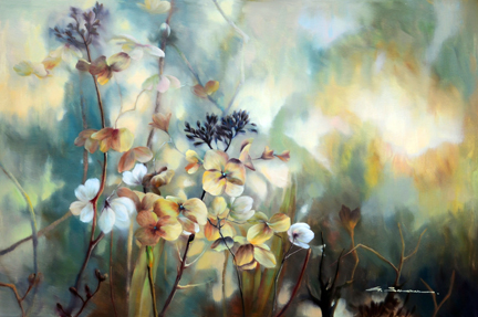 Soft Floral by G Salman