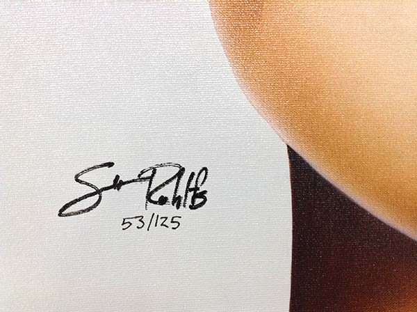 Star Struck by Scott Rohlfs, Signature