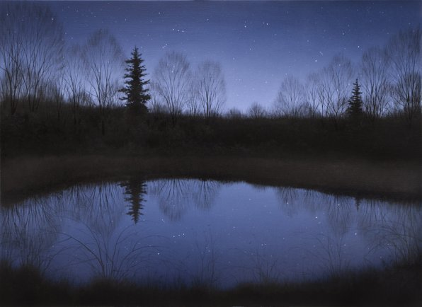 Starry Pond - Limited Edition