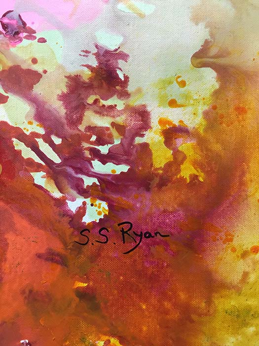 Summer Fest by S. S. Ryan, Signature