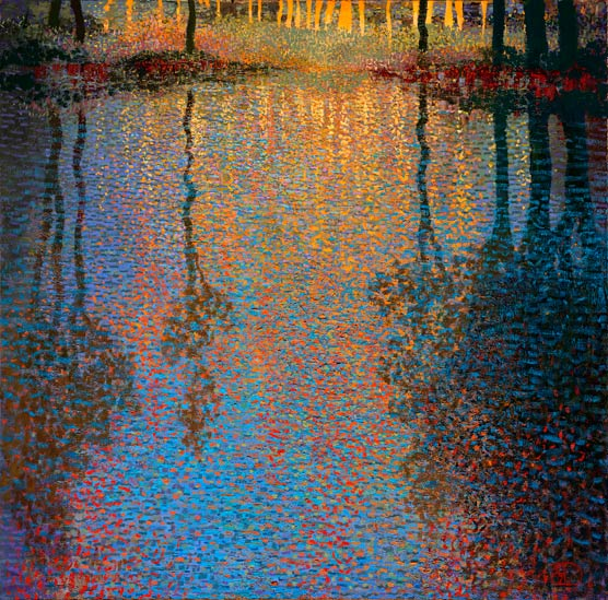 Summer's Pond - Limited Edition