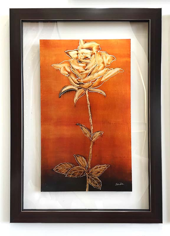 Sunset Rose by Nakisa Seika, Overview