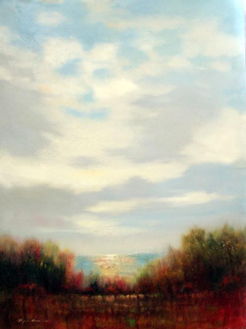 New Horizon II by Roger Swan