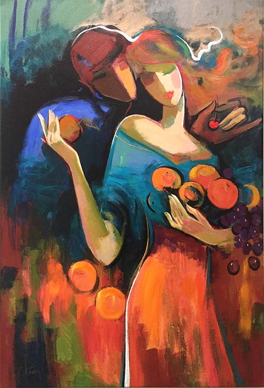 Sweet Harvest by Irene Sheri, Overview