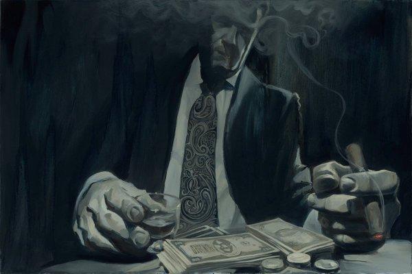 The Gambler by Gabe Leonard