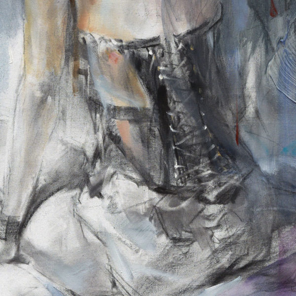 The Time Between by Anna Razumovskaya