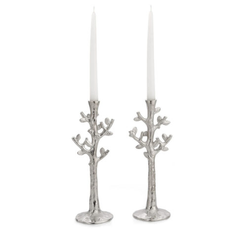Tree of Life Candleholders (Set of 2), Item #175192 by Michael Aram