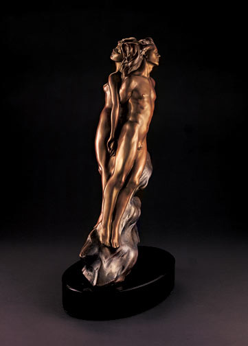 Union - Bronze Sculpture