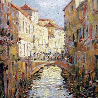 Venice by Konstantin Savchenko