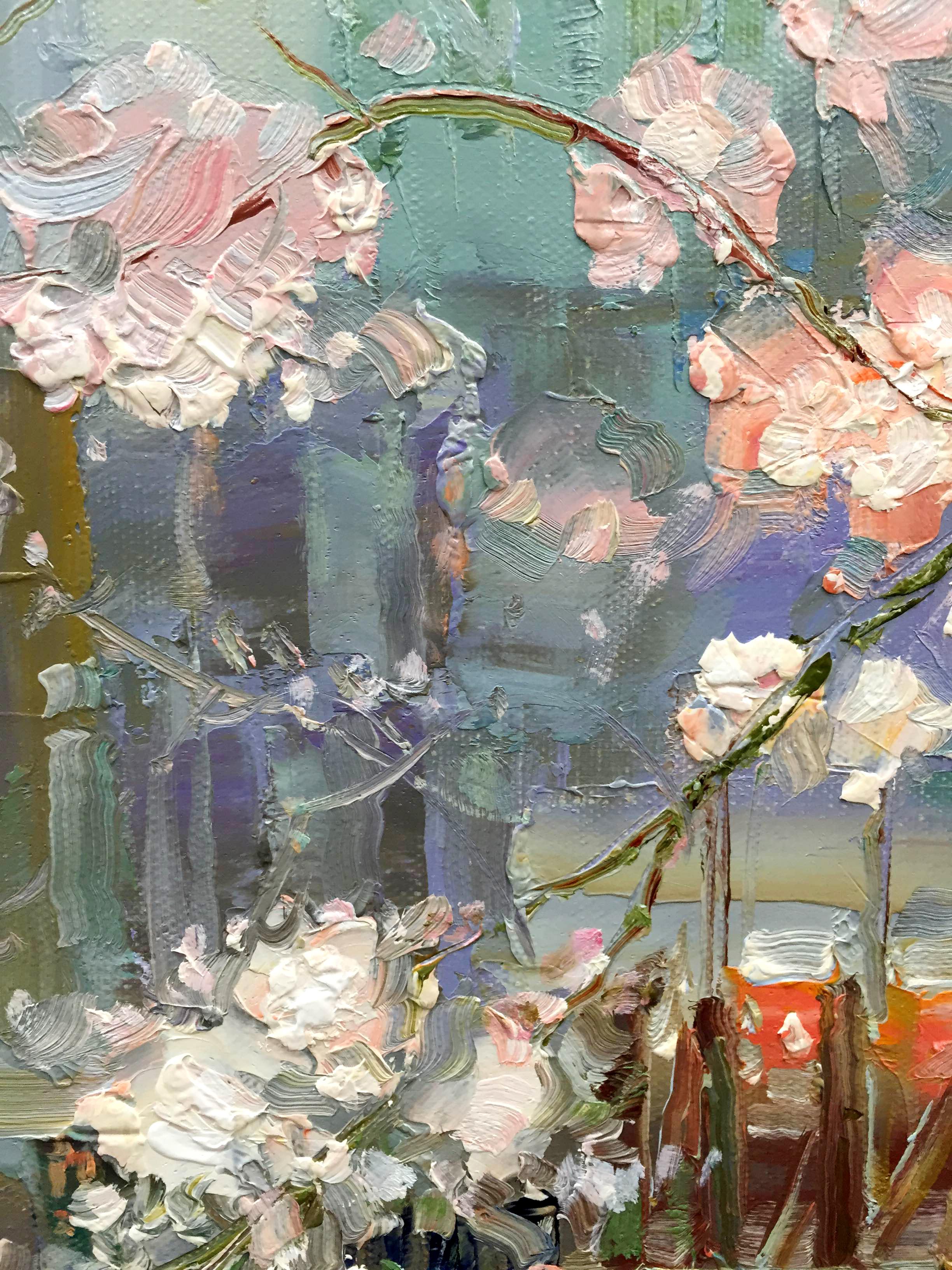 Venice Port by Dae Chun Kim, Texture