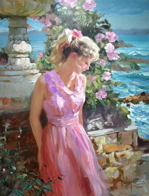 Afternoon Sunshine by Vladimir Volegov, Overview