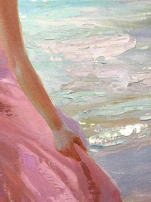 Pretty in Pink by Vladimir Volegov, Texture