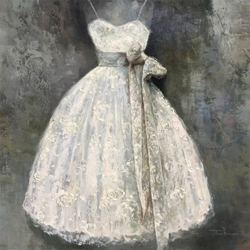 White Dress by Johnson, Overview