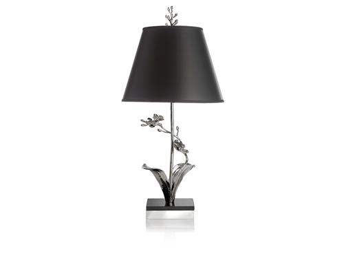 White Orchid Table Lamp #411403