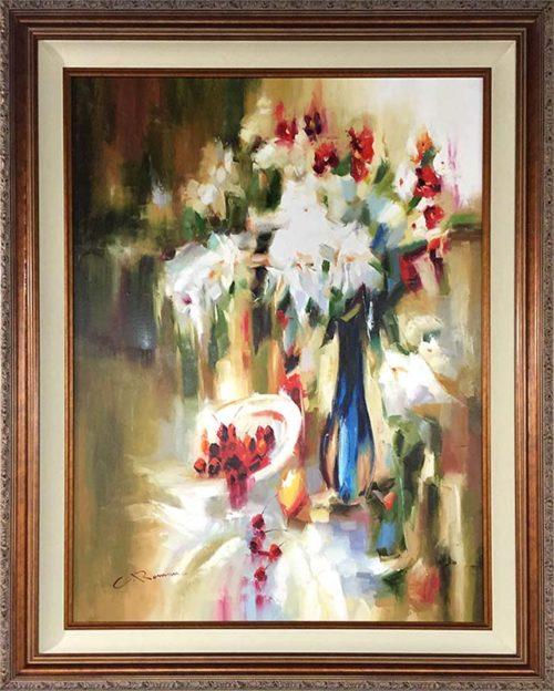 Wild Flowers by C. Roman