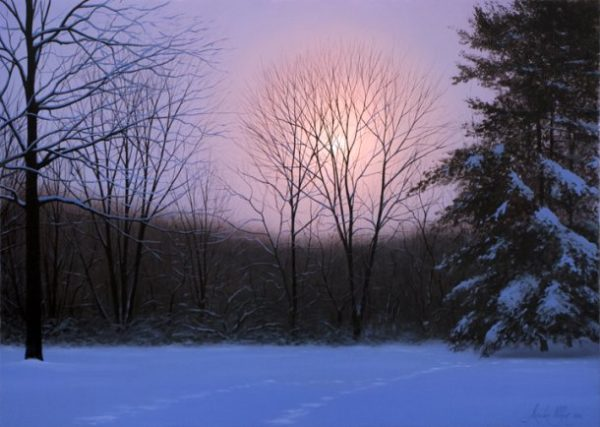 Winter Moonrise - Regular Limited Edition