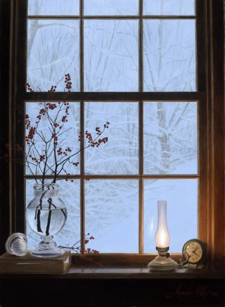 Winter Window - Limited Edition