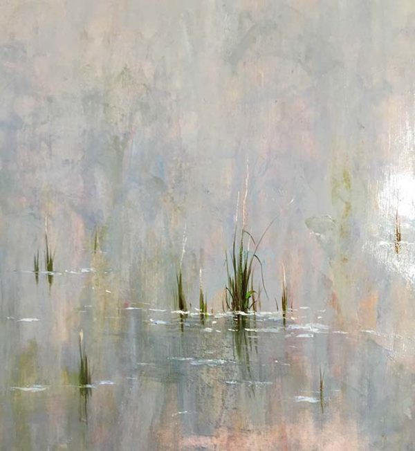 A Peaceful Day I by R. Scott, Detail