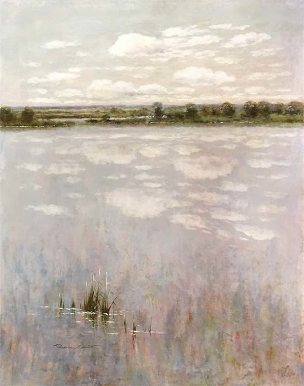 A Peaceful Day III by R. Scott, Overview