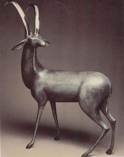 Antelope - Sculpture #140