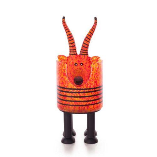 Antelope Bowl: 24-04-45 in Orange