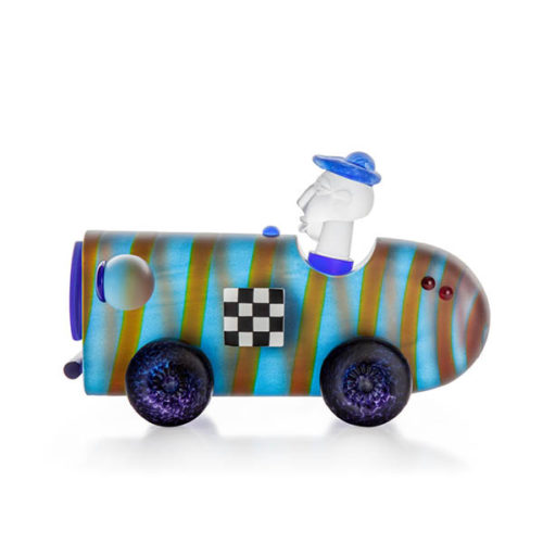 Racer: 24-99-49 in Blue