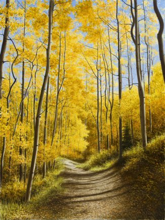Aspen Path - Regular Limited Edition